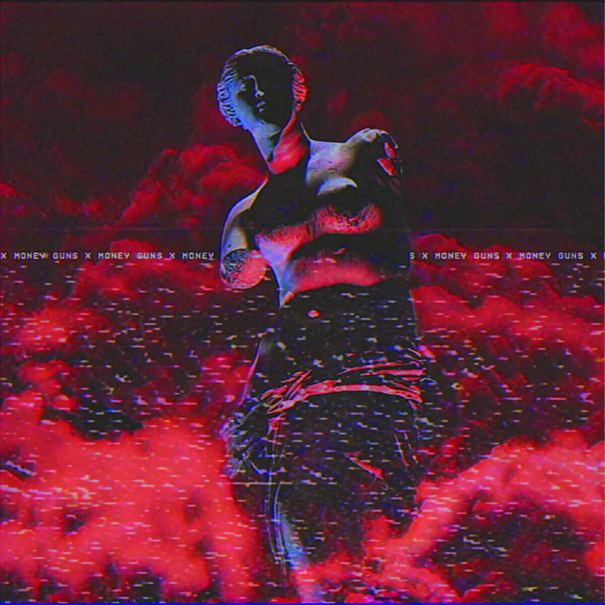 GUNS X MONEY ALBUM COVER